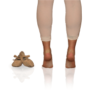 en pointe physiotherapy